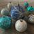 3d · render · gyönyörű · kék · fehér · ünnep · díszítések - stock fotó © danilo_vuletic