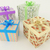 3d render of a multicolor wrapped holiday presents with ribbons stock photo © danilo_vuletic