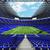 amerikai · futball · stadion · kék · száz · ezer - stock fotó © danilo_vuletic