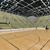 sportok · aréna · kosárlabda · szürke · zöld · gyönyörű - stock fotó © danilo_vuletic