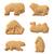 動物 · 孤立した · 食品 · 虎 · ライオン - ストックフォト © danny_smythe