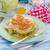 lahana · gıda · tablo · plaka · et · beyaz - stok fotoğraf © dar1930