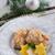 fried carp with almonds stock photo © dar1930