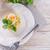 plantaardige · salade · voorjaar · gezondheid · achtergrond · ruimte - stockfoto © dar1930