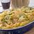 pasta · mozzarella · formaggio · erbe · cena · vita - foto d'archivio © dar1930