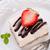 fragola · cioccolato · cheesecake · alimentare · torta · blu - foto d'archivio © dar1930