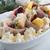saláta · cékla · étel · hal · kenyér · gyűrű - stock fotó © dar1930