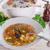 zupa · perła · jęczmień · mięsa · warzyw · puchar - zdjęcia stock © dar1930