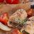 cozinhado · Turquia · amarelo · ação · de · graças · jantar · cozinhar - foto stock © dar1930