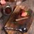 morango · mascarpone · tiramisu · italiano · sobremesa · alto - foto stock © dar1930