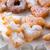 пончик · здоровья · шоколадом · завтрак · кольца · белый - Сток-фото © Dar1930