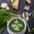 ajo · sopa · parmesano · alimentos · madera - foto stock © Dar1930