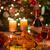クリスマス · ガチョウ · リンゴ · ヴィンテージ · スタイル - ストックフォト © dar1930