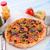 пиццы · моцарелла · ломтик · деревянный · стол · томатный - Сток-фото © dar1930