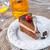 wafel · cake · perziken · room · ingericht · mint - stockfoto © dar1930