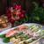 Asparagus with salmon stock photo © Dar1930