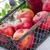 groeiend · pruimen · groene · bladeren · voedsel · vruchten · zomer - stockfoto © dar1930