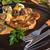 patates · gıda · makarna · beyaz · öğle · yemeği - stok fotoğraf © dar1930