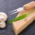 wild · knoflook · soep · parmezaan · voedsel · hout - stockfoto © dar1930