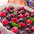 chocolate tartelette with forest fruits  stock photo © Dar1930