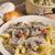 setas · queso · cocina · cena · placa · almuerzo - foto stock © dar1930
