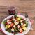 アメリカン · サラダ · 鶏 · 卵 · トマト · 料理 - ストックフォト © dar1930