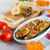 abobrinha · pão · fresco · fatias · raso · comida - foto stock © dar1930