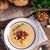 aardappelsoep · eigengemaakt · vegetarisch · spek · geserveerd · Italiaans - stockfoto © dar1930