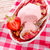 пирог · мороженым · яблочный · пирог · ресторан · льда · шампанского - Сток-фото © dar1930