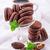 çikolata · kek · şerit · kırmak · gastronomi · mutfak - stok fotoğraf © dar1930