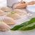 sarımsak · doldurma · bahar · yaprak · mutfak - stok fotoğraf © Dar1930