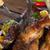 ganzen · vlees · dag · voedsel · borst · benen - stockfoto © dar1930