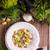 緑 · カリフラワー · 野菜スープ · 食品 · 自然 · レストラン - ストックフォト © Dar1930