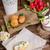 patates · ketçap · hizmet · beyaz - stok fotoğraf © dar1930