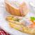 asparagi · salsa · pesce · verde · cena · uova - foto d'archivio © Dar1930