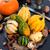 korkuluk · sonbahar · doğa · alan · çiftlik · yaprakları - stok fotoğraf © dar1930