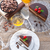 bolo · de · chocolate · aniversário · fruto · escuro · branco · cereja - foto stock © Dar1930