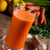 freshly squeezed carrot juice stock photo © Dar1930