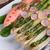 лосося · спаржа · филе · зеленый · извести - Сток-фото © dar1930