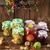 rouge · fèves · verre · jar · santé · usine - photo stock © dar1930