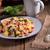 domates · ıspanak · yumurta · arka · plan · yeşil - stok fotoğraf © Dar1930