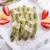 mantar · kuşkonmaz · gıda · çatal · krem · yemek - stok fotoğraf © dar1930