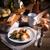 szare kluski   polish potato dumplings stock photo © dar1930