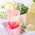 bebida · sin · alcohol · vidrio · naranja · diversión · hojas · relajarse - foto stock © Dar1930