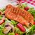 taze · yeşil · salata · hazır · beyaz · yemek - stok fotoğraf © dar1930
