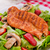 frescos · verde · ensalada · preparado · blanco · comida - foto stock © dar1930