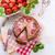 шоколадом · клубника · фрукты · торт · сыра - Сток-фото © Dar1930