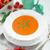 páprica · sopa · pão · tomates · branco · cozinhar - foto stock © Dar1930