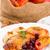 frit · canard · sein · sauce · miel · vin · rouge - photo stock © dar1930