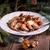 krumpli · disznóhús · mártás · étel · asztal · főzés - stock fotó © dar1930